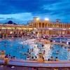 世界一周69日目  ハンガリー(22)  〜ドナウ川の真珠・ブダペストは温泉天国だった!〜
