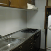 システムキッチン取付2-4(古いタイル流しから取替)