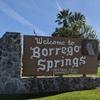 【南カリフォルニアおすすめ旅行】砂漠の街Borrego Springs①