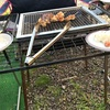 BBQ日和〜ぐったり〜