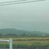 筑波山はこの雨で見えん