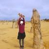 【オーストラリアをラウンド・パース編7】神秘的な奇岩群ピナクルズ!