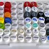 身辺整理的ペットボトルキャップの分類