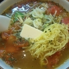 【南柏】麺ぽーかろぅで大人気のトマトラーメンを食べてきたよ