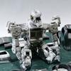 【ガンプラ】 1/100 リアルタイプ MS-06 ザクを作る その129 2020年1月5日 【旧キット】(内部フレーム フルスクラッチ)