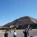 ラテンアメリカ最大の都市遺跡、テオティワカン遺跡!!