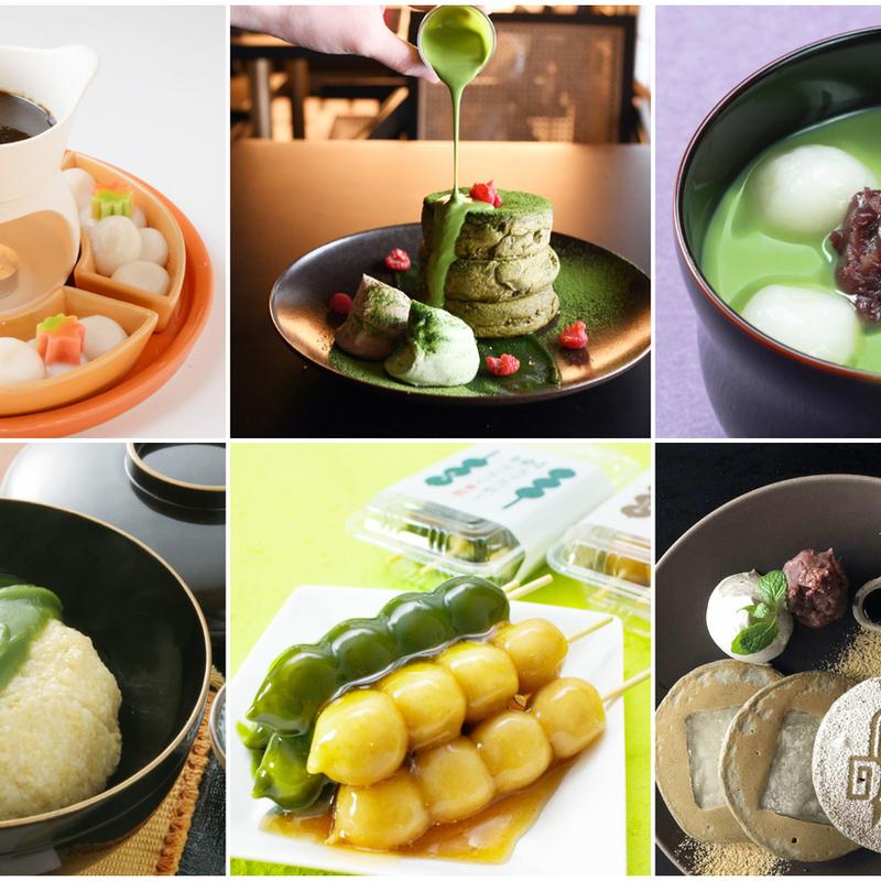 心も体も温まる♡冬の京都のほっこり抹茶・ほうじ茶スイーツ9選