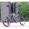 GCS横浜から折りたたみ自転車IVE SPORTSのGCS Black Edition発売!