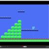 WebMSXでMSX BASICの自作ゲーム作成!第 11弾。 マップを広げる!(URLクリックで実行できます)