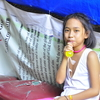 子供がかわいい フィリピン ダバオ路地裏探索記