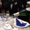【結婚式当日レポ22】披露宴*乾杯・高砂写真