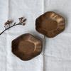 アンティークな雰囲気のお花の小皿|村上直子