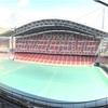 豊田スタジアム 温水プールに行ってきた。
