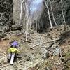 立岩岳 群馬県南牧村   < 西上州 >  山と高原の地図21 昭文社