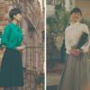 韓国ドラマに登場する女優のファッション分析