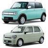 ミラ トコットと、ラパンを、比較!どっちが良い?燃費、広さ、価格差、カラーラインナップなど