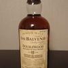 ウィスキー(121)バルヴェニー12年ダブルウッド700㎖43%