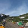 剱岳 テント泊 ルート詳細と装備