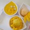 【子連れ香港旅行記14】許留山でマンゴーのおやつを食す。マンゴー餅がとくにおすすめ