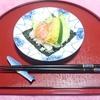 我が家の食卓ものがたり 家籠りでの手巻き寿司 より。