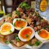 【レシピ】圧力調理でとろっとろ♫豚バラとこんにゃくの味噌煮込み!