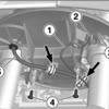 F700GS フロントフォークの標準車高化の話(その4)
