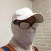 【花粉症・マスク不足対策】濡れタオル覆面がオススメです!