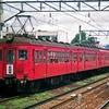ちょっと古い名鉄電車とJR 1987年7月期