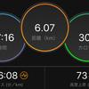 ジョギング6.07km・2週間ぶりの復帰ランそして…