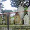 もともと小倉北区にあった大正寺の六地蔵 福岡県北九州市八幡東区帆柱