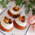 千代田のミニ・クグロフ型で、ドライフルーツケーキ