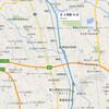 日光街道:谷塚~北越谷