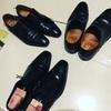 足の幅が広い人の革靴はスコッチグレインで決まり