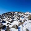初冬の北八ヶ岳・蓼科山に登って忘れ物をしてきた