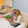 ドイツで出産♡入院記録1日目、家族部屋について