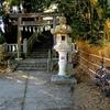 阿蘇神社で今年も自転車御守りを授かってきました。