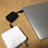 デスクトップ周りのケーブルは全て巻き取り式 or 短いものに買い替えた