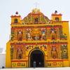 世界一カラフルな教会はグアテマラにある?! サンアンドレス・シェクルの黄色い教会を訪ねて