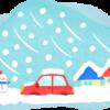 突然の大雪。切実です。