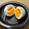 ゆで卵の醤油漬け