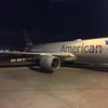 アメリカン航空154便 成田ーシカゴ