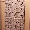 ダイソーの、何かと使えるボックスカーテン。