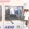 電車は桜の色なのです