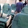 大韓航空 KE1412 (大邱→仁川)B737-800 韓国の国内線初搭乗