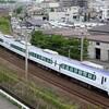 E353系試運転 in南松本俯瞰