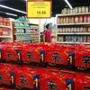 韓国で有名なあの「辛ラーメン」の農心から基準値越えの発がん性物質