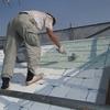 猛暑に効果すごい 屋根の遮熱塗装