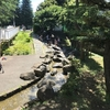 【こどものひろば公園・世田谷区】じゃぶじゃぶ池に立体迷路!夏の子連れ穴場スポット