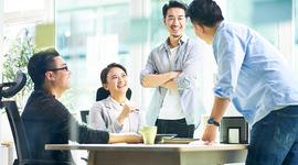 雑談の鍵は「テーマ設定」。冷めがちな場で必要とされる雑談のコツ