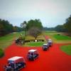 ミニチュア風写真⛳『ゴルフ場』